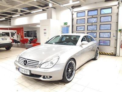 käytetty Mercedes CLS350 CLS, Suomiauto, Erittäin Siisti, Hyvin pidetty