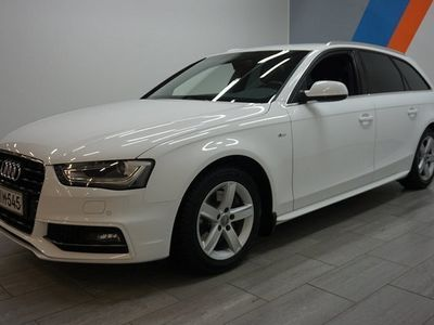 käytetty Audi A4 Avant Business 2,0 TDI 110 A (MY14) **ILMAINEN KOTIINKULJETUS**