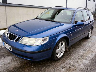 käytetty Saab 9-5 2.0t Linear Wagon A
