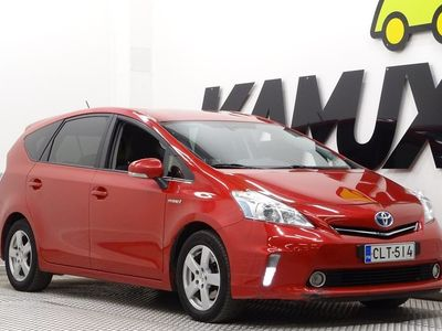käytetty Toyota Prius+ Linea Sol 7p / Navi / Peruutuskamera / Hud