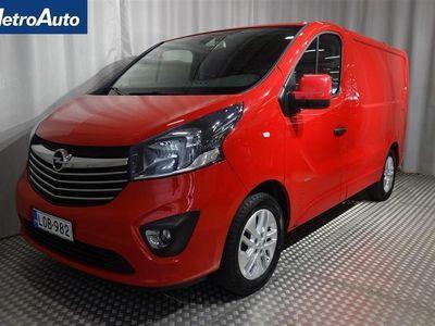 käytetty Opel Vivaro Van Sportive L1H1 1,6 CDTI Bi Turbo ecoFLEX 107kW MT6