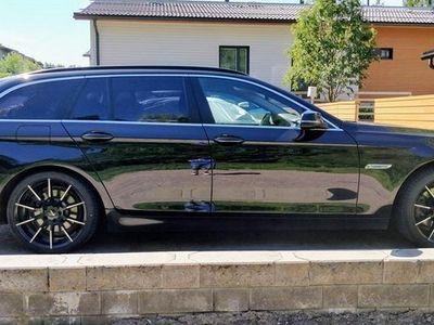 used BMW 520