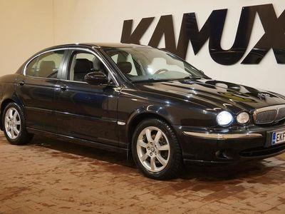 käytetty Jaguar X-type X-Type 4DSALOON 2.5 AUTOMATIC-A5X-4X4/271