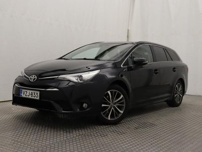käytetty Toyota Avensis 1,8 Valvematic Active Edition TouringSpA