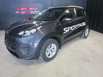 käytetty Kia Sportage 1,6 ISG Urban Active EcoDynamics