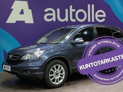 käytetty Honda CR-V *KUNTOTARKASTETTU!* 2,2 i-DTEC Nordic 4 x 4 A. Tarkastettuna, Rahoituksella, Kotiin toimitettuna!