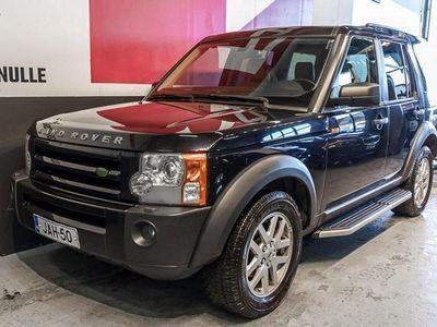 käytetty Land Rover Discovery