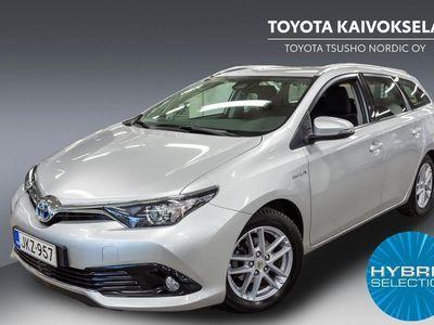 käytetty Toyota Auris Touring Sports 1,8 Hybrid Active Suomi-auto!