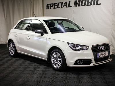 käytetty Audi A1 Ambition 1,4 TFSI 122hv Start-Stop /