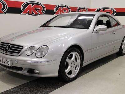 käytetty Mercedes CL600 Coupe Automaatti