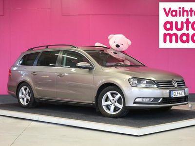 käytetty VW Passat Variant Luxline 1,6 TDI 77 kW (105 hv) BlueMotion Technology #Juuri tullut #Vetokoukku #Suomi-auto #