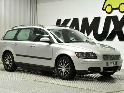 käytetty Volvo V50 2,0 (145 hv) man / VAKKARI / AUTOMAATTINEN ILMASTOINTI /