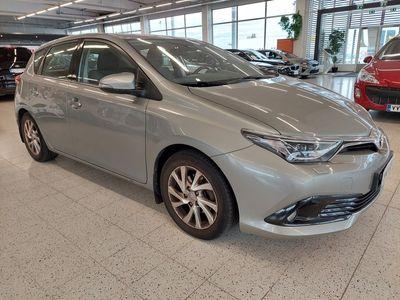 käytetty Toyota Auris 1,2 T Active Multidrive S BI-XENON / KAMERA / NAVI / SUOMI-AUTO *** 6kk korotonta!, J. kotiintoimitu