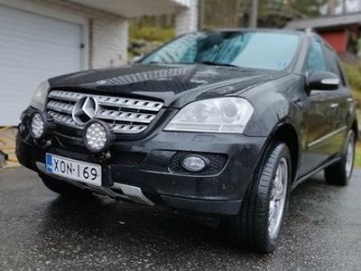 käytetty Mercedes ML320