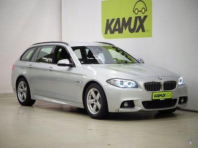 käytetty BMW 520 520 F11 Touring d M-Sport**ALV-VÄHENNYSKELP,SÄHKÖKONTTI,VETOKOUKKU,TUTKAT,SPORTTIPENKIT**
