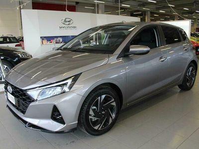 käytetty Hyundai i20 Hatchback 1,0 T-GDI 120 hv 48V hybrid 7-DCT Style
