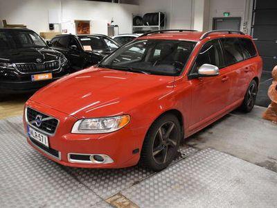 käytetty Volvo V70 T4F R-Design aut Premium sound system / KeyLessGo /