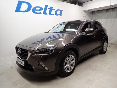 käytetty Mazda CX-3 2,0 (120 hv) SKYACTIV-G Premium Plus 6AT EN2**Korko 2,49%+kulut Huoltorahalla!**