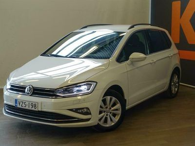 käytetty VW Golf Sportsvan Highline 1,6 TDI 85 kW (115 hv) DSG-automaatti