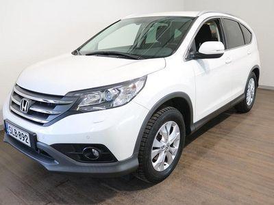 käytetty Honda CR-V Elegance AT **** Korko 0,5% + min. 1500 EUR takuuhyvitys ****