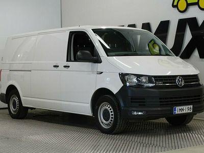 käytetty VW Transporter Pitkä 4Motion 2,0 TDI 110kW DSG / Alv / LÄPIMALLI / P-lämmitin / Koukku /