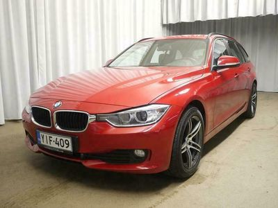 käytetty BMW 316 TwinPower Turbo A F31 Touring Business Automatic