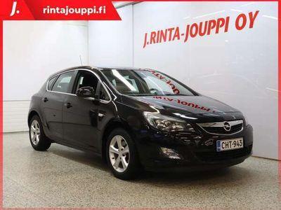 käytetty Opel Astra 5-ov Sport 1,6 Turbo Ecotec 132kW AT6