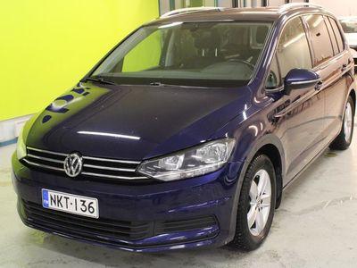 käytetty VW Touran Football Edition 1,4 TSI 110 DSG