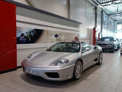 käytetty Ferrari 360