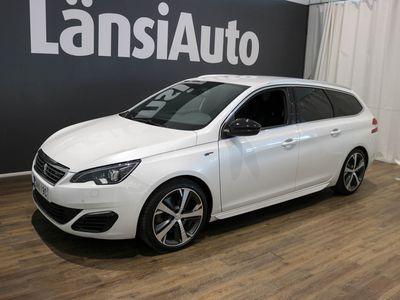 käytetty Peugeot 308 SW GT BlueHDi 180 Automaatti **** LänsiAuto Safe -sopimus hintaan 590e ****