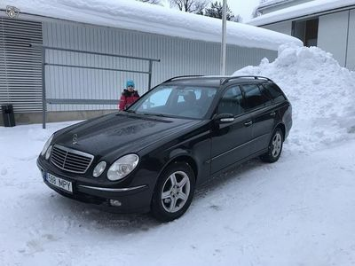 used Mercedes E320 4-matic