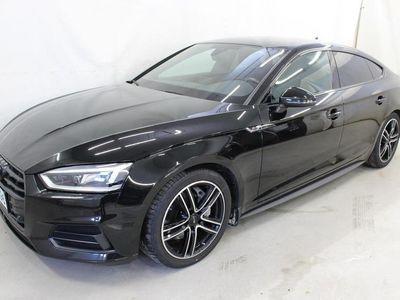 käytetty Audi A5 Sportback Bsn Sport Comf Edt 2,0TFSI 185QA(18 - Huippuhieno ja siisti neliveto!