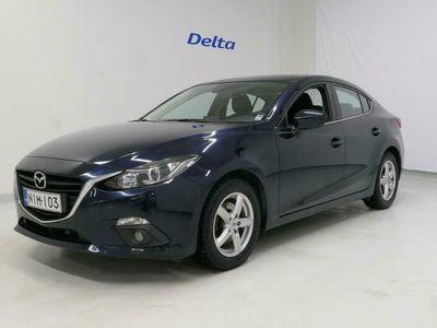 käytetty Mazda 3 Sedan 2,0 (120) SKYACTIV-G Premium 6MT 4ov CG1