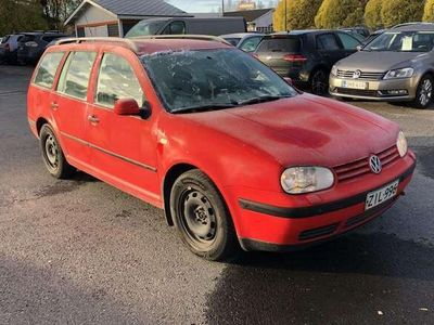 käytetty VW Golf POISTOAUTO 1.4 Firstline Variant