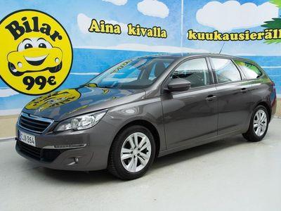 käytetty Peugeot 308 SW Active BlueHDi 120 - // JUURI KATSASTETTU / TÄYD MERKKIHISTORIA // - *NYT ON OSTAJAN MARKKINAT!*