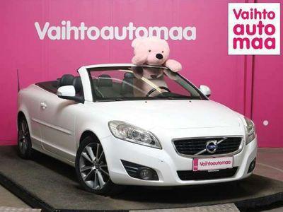 käytetty Volvo C70 2,0D Momentum aut *Hieno* *Sähkökäyttöinen kovakatto* *Vakkari* *Bluetooth* *Aut. ilmastointi* *0? k