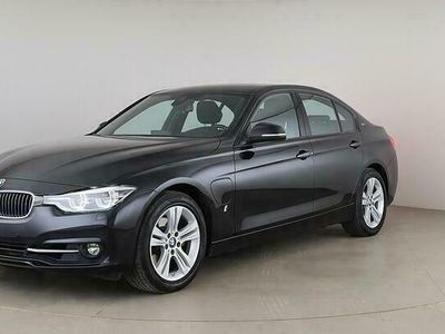 käytetty BMW 330e 330iPerformance Sport Line* HUD* Pro Navi* Sporttipenkit* Kaistavahti* BLIS*