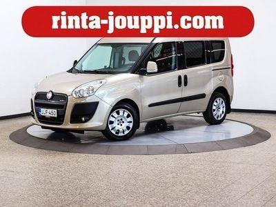 käytetty Fiat Doblò Multijet - Webastollinen Doblo!