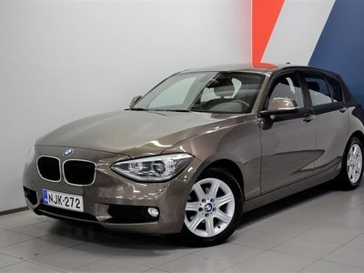 käytetty BMW 116 116 F20 Hatchback i TwinPower Turbo A Business Automatic *BPS Takuu 24 kk/40 tkm*