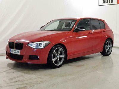 käytetty BMW 118 118 i SPORT-LINE *HIENOILLA VARUSTEILLA* NÄYTTÄVÄ !