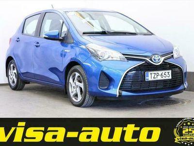 käytetty Toyota Yaris 1,5 Hybrid Active 5ov *Suomiauto, merkkihuollettu, 1 omistaja*