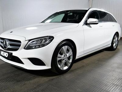käytetty Mercedes C200 T A Business