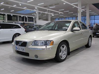 käytetty Volvo S60 2,5T SUMMUM AUT