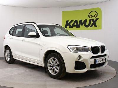 käytetty BMW X3 F25 xDrive20d A Business M-SPORT