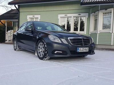 käytetty Mercedes E250 CDI Avantgarde
