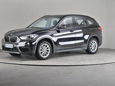 käytetty BMW X1 Sdrive18i A Business -Vetokoukku-
