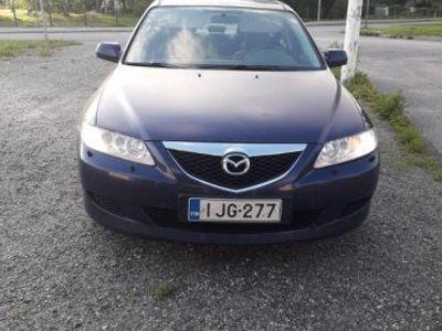 käytetty Mazda 6 2,0l 140hp