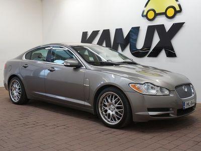 käytetty Jaguar XF 2,7D V6 Premium Luxury Business/ Webasto/Navi/Hyvät renkaat
