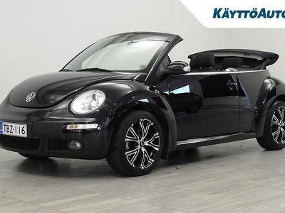 käytetty VW Beetle BEETLE NEWCABRIOLET 1.6 75KW (102HV)