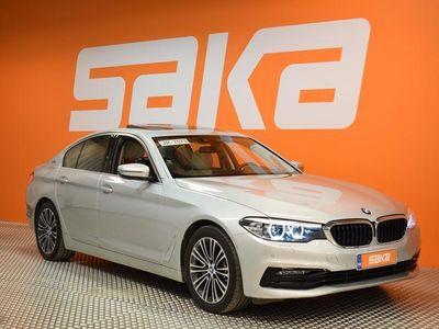 käytetty BMW 530 530 G30 Sedan e A Business Sport ** Prof.navi / HiFi / Kattoluukku / Comfort Access / Kamera / Sportt
